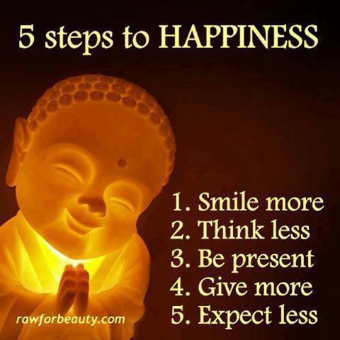 more happiness