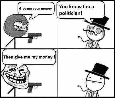 politician